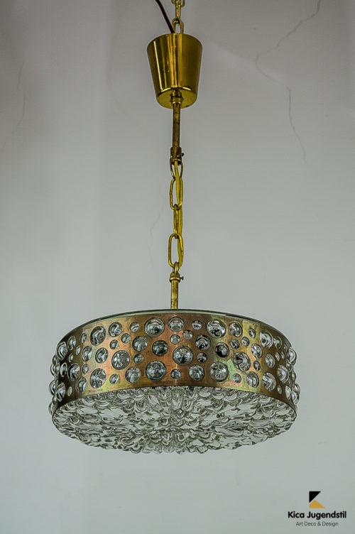 Rupert Nikoll chandelier, circa 1950s