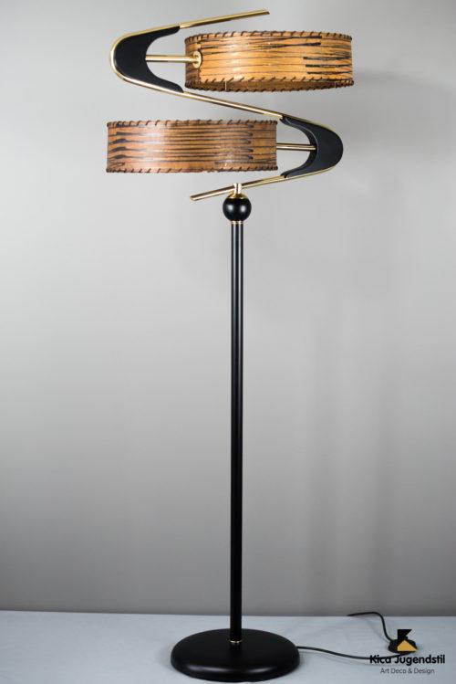 Very beautiful floor lamp, Italy, 1950s