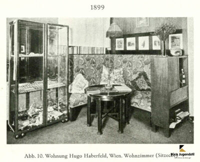 Adolf Loos Round Haberfeld Table