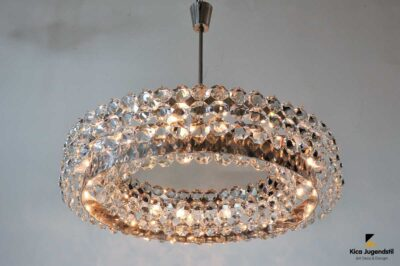 Big Bakalowits Chandelier 1960s
