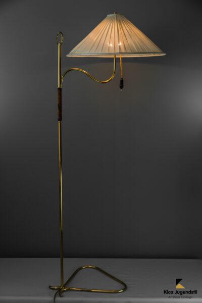Rare Floor Lamp by Josef Frank, Execution J. T. Kalmar, Vienna, circa 1950s €3,800