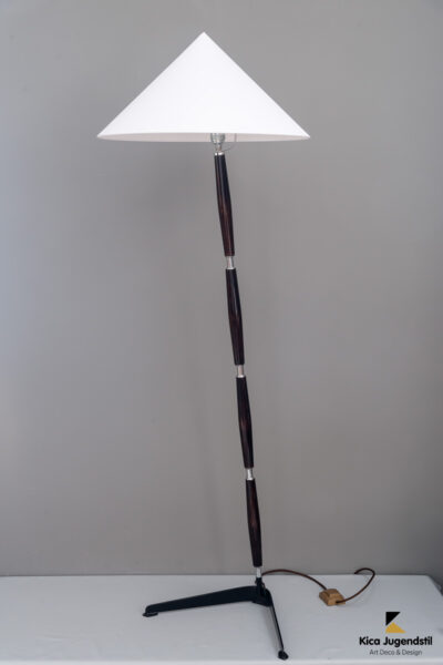 Rupert Nikoll Floor lamp around 1950s