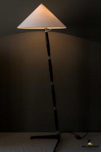 Rupert Nikoll Floor lamp around 1950s