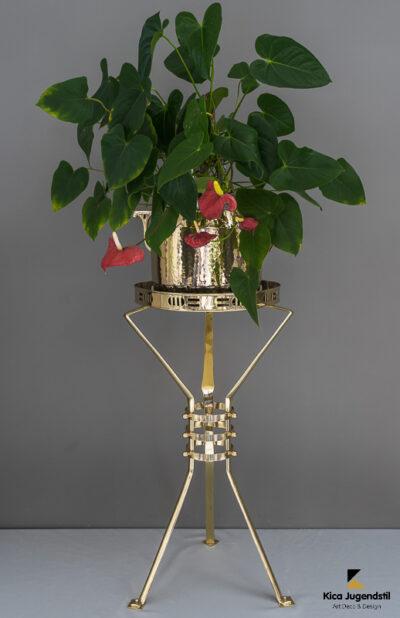 Art Deco Flower Pot Holder or Side Table Vienna, circa 1920s