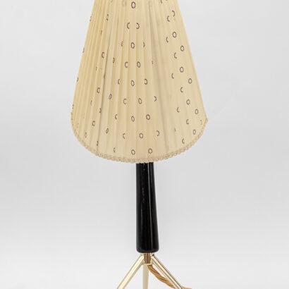 Two Rupert Nikoll Table Lamps, Vienna, circa 1950s