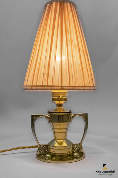 Art Deco table lamp, Vienna, 1920s