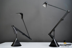 Modern Vintage Table Lamp Zelig by Walter Monici for Lumina, 1980s, Italy