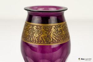 Beautiful Vase by Moser Karlsbad