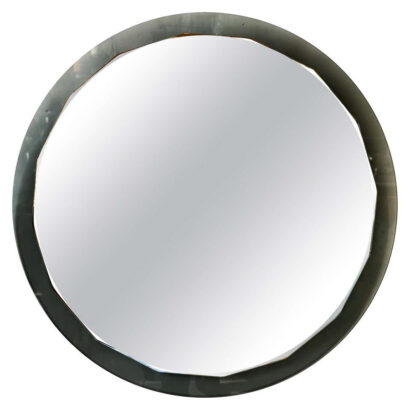 Mirror in the Style of Fontana Arte, circa 1960s