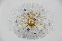 2 Oval Snowflake Sputniks by Emil Stejnar for Rupert Nikoll