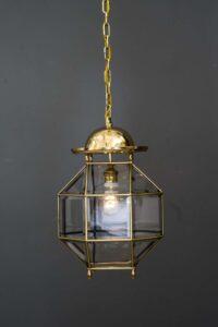 Art Deco lantern vienna around 1920s
